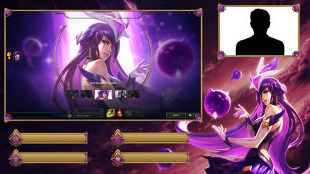 [FREE] Star Guardian Syndra - Client Overlay by lol0verlay