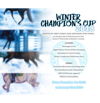 WINTER CHAMPION'S CUP 2018 by Dranoshots