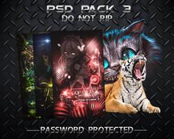 [Pack] Psd And Render by MadaraBrek