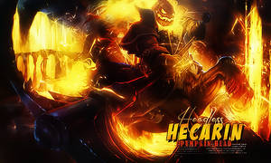 [Signature] Hecarim Headless by MadaraBrek