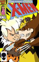 X-Men 213 Parody by Toadman005