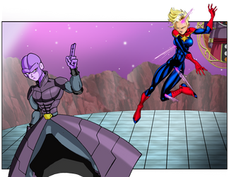 Hit Vs Marvel by Toadman005