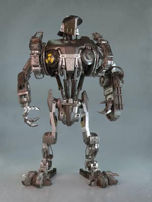 RoboCop 2 Cain by Piitas