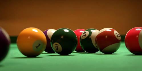 Billiards by Piitas