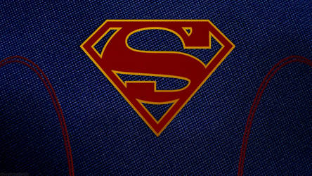 Supergirl Logo ( correct design ) by watchall