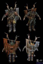 bandit lieutenant 2 by strangelet