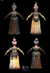 Female Villager 3 by strangelet