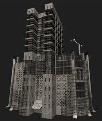 PSI evil headquarters ext 3 by strangelet