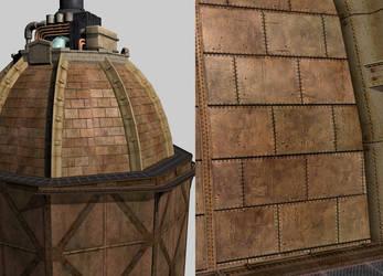 Steam Engine Building 2 by strangelet