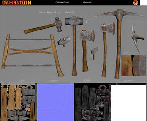 old west tools by strangelet