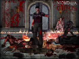 chris .... monsters Killer by muwawya-alhamadi