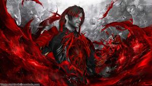 demon king Castlevania Lords of Shadow by muwawya-alhamadi