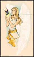 Commish: Voly'an by Piku-chwan