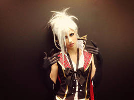Sice Final Fantasy Type 0 Cosplay by MissHatred by JessicaMissHatred