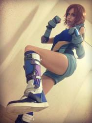 Asuka Kazama Tekken 7 cosplay by MissHatred by JessicaMissHatred
