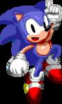Mania Hedgehog The Sonic Ziggy's by ZiggyTheZombieHedgie