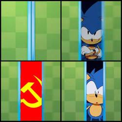 Communism by ZiggyTheZombieHedgie