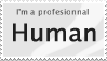 Pro Human Stamp by TheKirbyGamer933