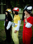 Eito Rangers XD by excence