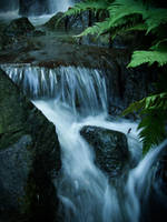 Waterfall by excence