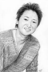 Ohno Satoshi by excence