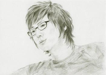 Joo Ji Hoon by excence