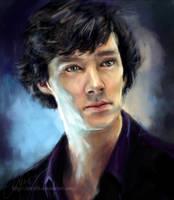 Sherlock Holmes by smitth