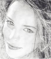Rachel McAdams by Portretforyou