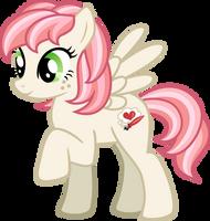 MLP OC: Sugar Poppy by Raindrop-Lily