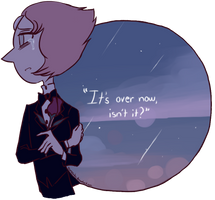 It's over now, isn't it? by Scurazales