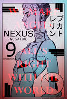 Nexus/Nerv: Negative 9 Children. by Desert-Carnation006