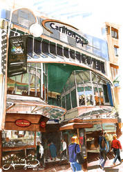 Carillon City, Perth by ennia