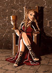 Cersei Lannister by ClaireLyxa