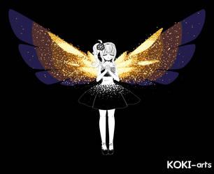 Crystal Cave Wings by Koki-arts