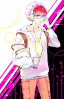 Just a Boy by kuryuki