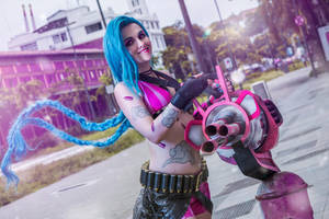 JINX Photoshoot by caroltheccat