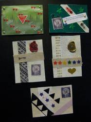 Artist Trading Cards 8 by KatarinaNavane