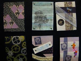 Artist Trading Cards 9 by KatarinaNavane