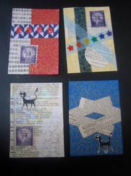 Artist Trading Cards 13 by KatarinaNavane