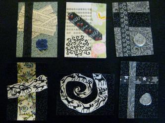 Artist Trading Cards 14 by KatarinaNavane