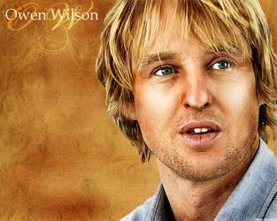 - Owen Wilson - Wallpaper by marty-mclfy