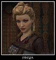 Freya by Ostseezicke