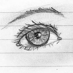 Eye by NinaChan95