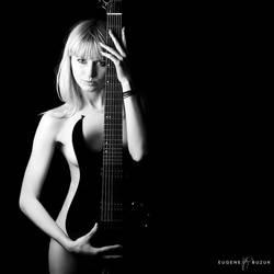 Guitar by eugenebuzuk