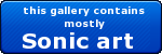 Sonic Art Stamp by AlexthewolfBark