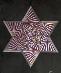 David's Star by shakedown1970