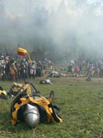 Battle by Sauroctonus