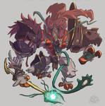 Kaar-nylan (New specie) - RIXAAR by MrDessin