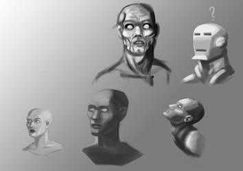 Studies #1 by MishkaTrisha