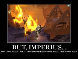 But, Imperius... by DjPavlusha